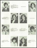 1981 Knoch High School Yearbook Page 34 & 35
