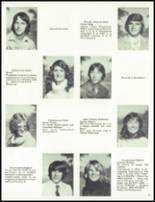 1981 Knoch High School Yearbook Page 40 & 41