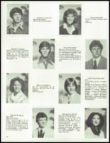 1981 Knoch High School Yearbook Page 54 & 55