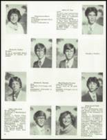 1981 Knoch High School Yearbook Page 58 & 59