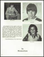 1981 Knoch High School Yearbook Page 72 & 73