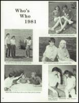 1981 Knoch High School Yearbook Page 84 & 85