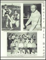 1981 Knoch High School Yearbook Page 106 & 107