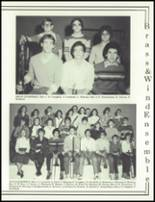 1981 Knoch High School Yearbook Page 110 & 111
