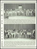 1981 Knoch High School Yearbook Page 116 & 117