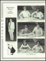 1981 Knoch High School Yearbook Page 126 & 127