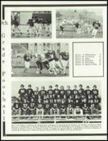 1981 Knoch High School Yearbook Page 154 & 155