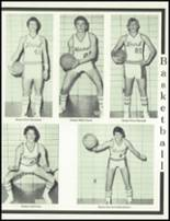 1981 Knoch High School Yearbook Page 156 & 157
