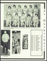 1981 Knoch High School Yearbook Page 158 & 159