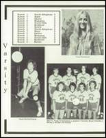 1981 Knoch High School Yearbook Page 166 & 167