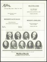 1981 Knoch High School Yearbook Page 220 & 221