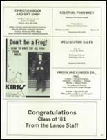 1981 Knoch High School Yearbook Page 226 & 227