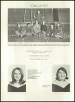 1971 Highland High School Yearbook Page 12 & 13