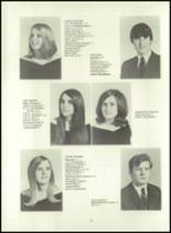 1971 Highland High School Yearbook Page 14 & 15