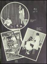 1971 Highland High School Yearbook Page 20 & 21