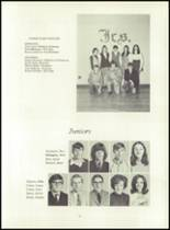 1971 Highland High School Yearbook Page 24 & 25