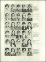 1971 Highland High School Yearbook Page 26 & 27