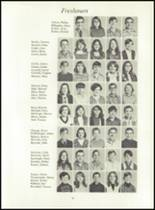 1971 Highland High School Yearbook Page 28 & 29