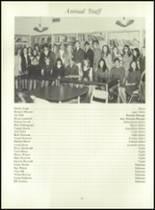 1971 Highland High School Yearbook Page 36 & 37