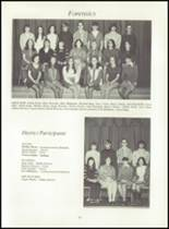 1971 Highland High School Yearbook Page 38 & 39