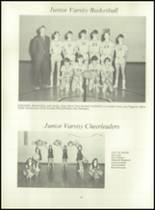 1971 Highland High School Yearbook Page 46 & 47