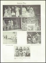 1971 Highland High School Yearbook Page 50 & 51