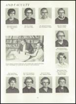 1971 Highland High School Yearbook Page 58 & 59