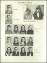 1971 Highland High School Yearbook Page 60 & 61