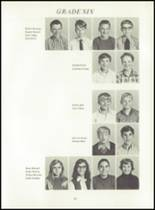 1971 Highland High School Yearbook Page 62 & 63