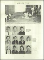 1971 Highland High School Yearbook Page 64 & 65