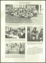 1971 Highland High School Yearbook Page 70 & 71