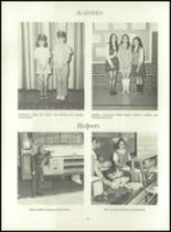 1971 Highland High School Yearbook Page 76 & 77