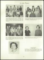 1971 Highland High School Yearbook Page 104 & 105