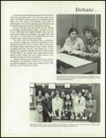 1978 Dondero High School Yearbook Page 16 & 17