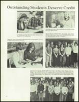 1978 Dondero High School Yearbook Page 24 & 25