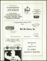 1978 Dondero High School Yearbook Page 232 & 233