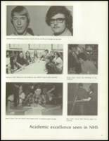 1977 Daniel Webster High School Yearbook Page 20 & 21