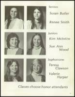 1977 Daniel Webster High School Yearbook Page 22 & 23