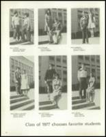 1977 Daniel Webster High School Yearbook Page 28 & 29