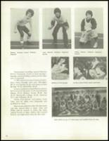 1977 Daniel Webster High School Yearbook Page 54 & 55