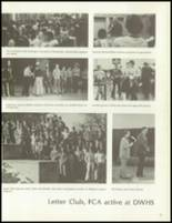 1977 Daniel Webster High School Yearbook Page 56 & 57