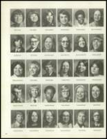 1977 Daniel Webster High School Yearbook Page 98 & 99