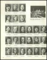 1977 Daniel Webster High School Yearbook Page 102 & 103