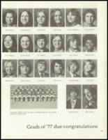 1977 Daniel Webster High School Yearbook Page 104 & 105