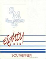 1986 Yearbook South Mountain High School