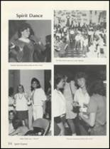 1985 High Point High School Yearbook Page 18 & 19