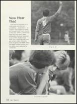1985 High Point High School Yearbook Page 22 & 23