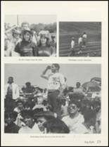 1985 High Point High School Yearbook Page 26 & 27