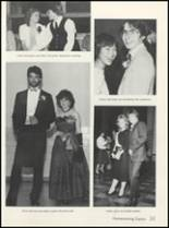 1985 High Point High School Yearbook Page 34 & 35