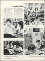 1985 High Point High School Yearbook Page 38 & 39